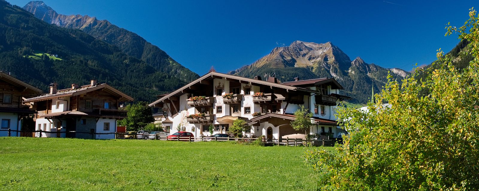Apparthotel Veronika in Mayrhofen